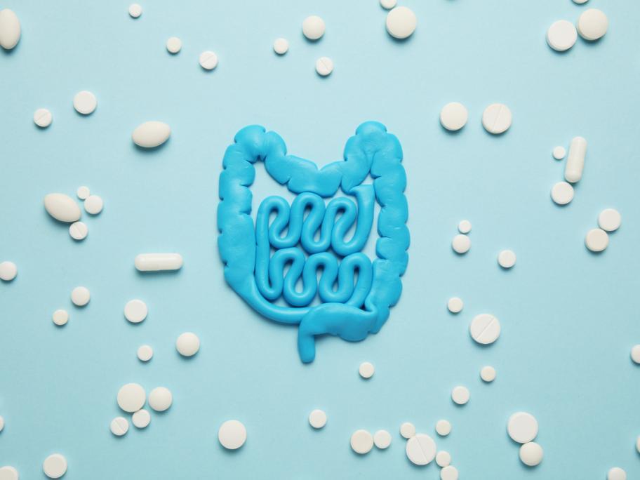 Pills, gut