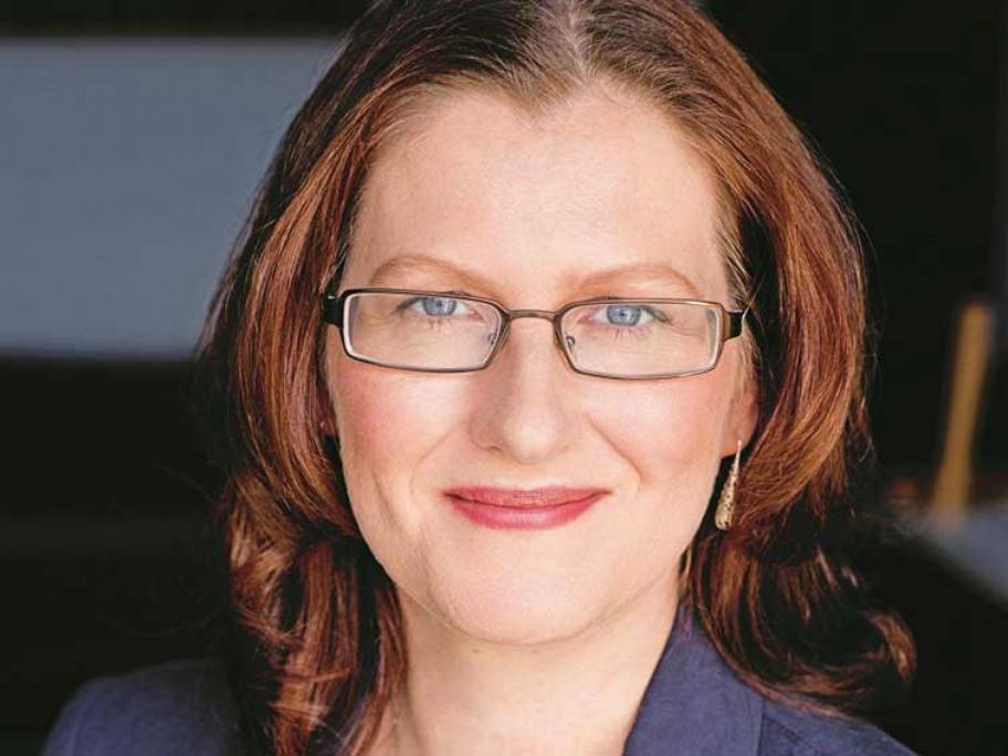 Professor Julia Brotherton.