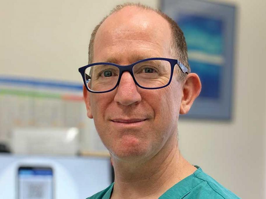 Dr David Corbet
