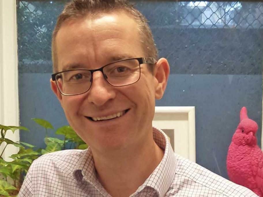Dr Chris Davis.