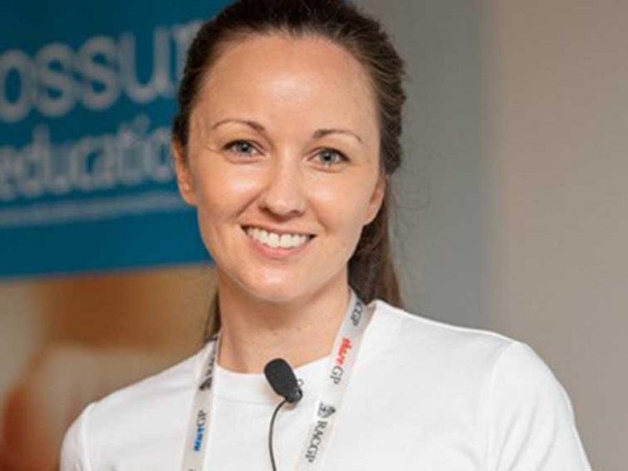Dr Krystyna de Lange