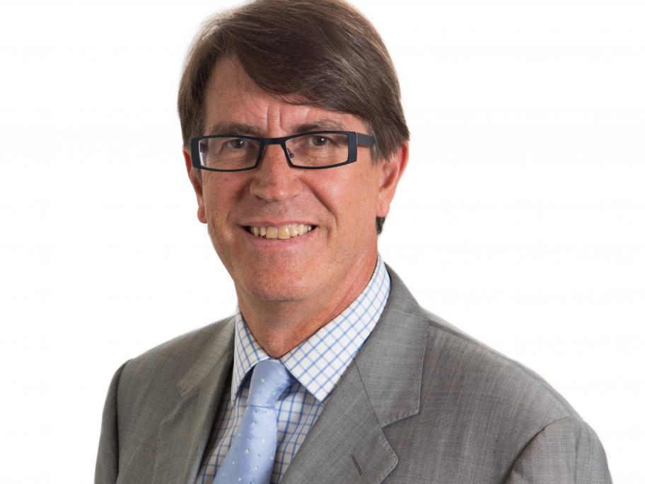 Professor Richard de Steiger