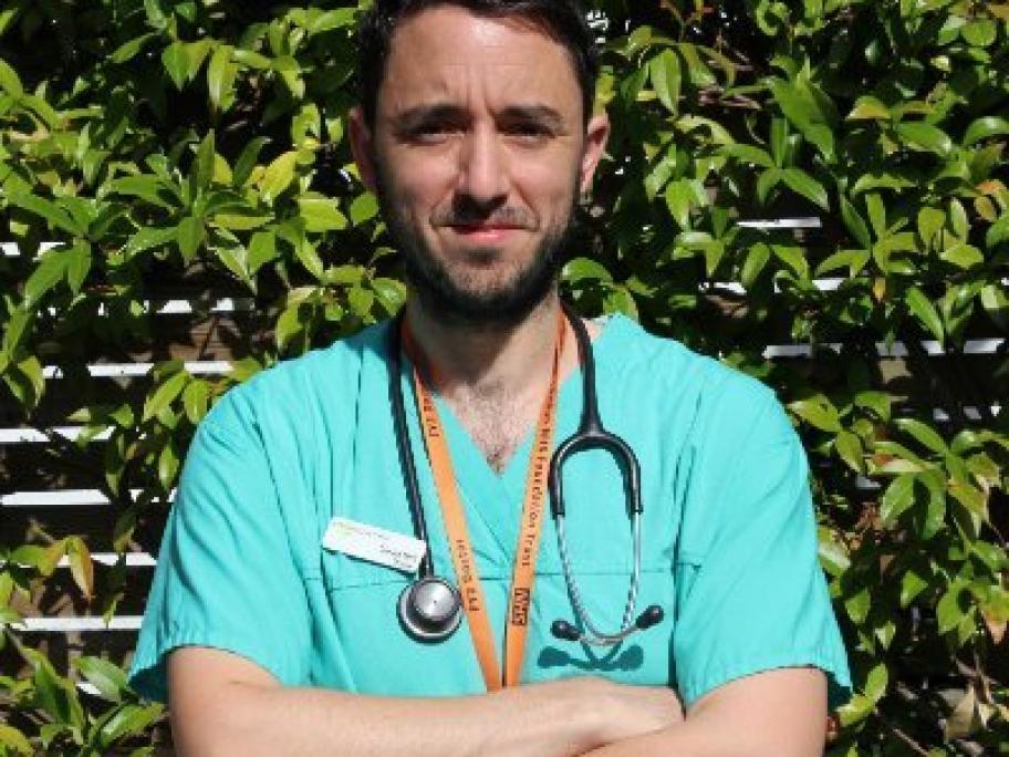 Dr David Brill