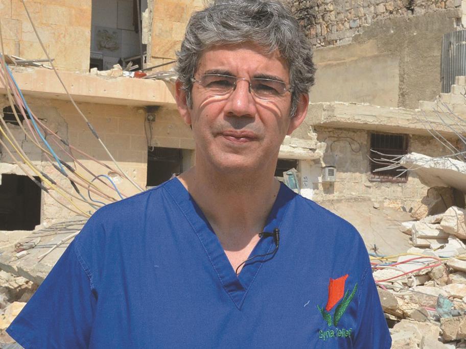 Dr David Notts