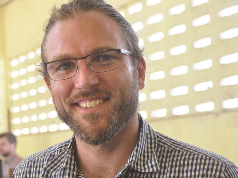 Dr Josh Francis