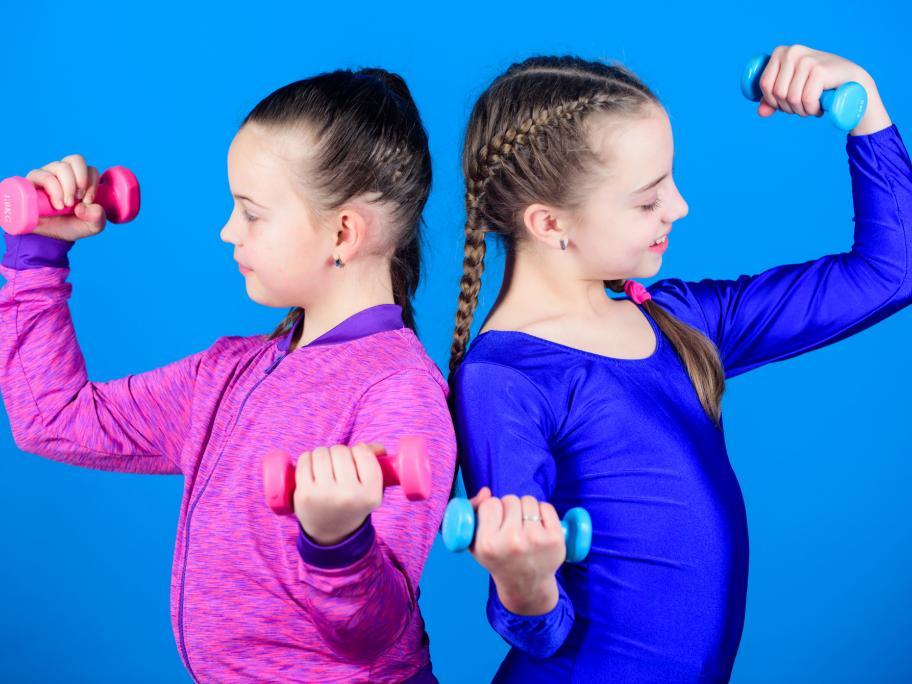 kids muscles