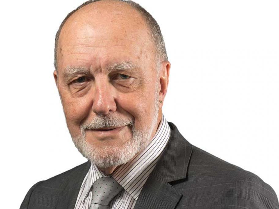 Dr Geoffrey Hawson