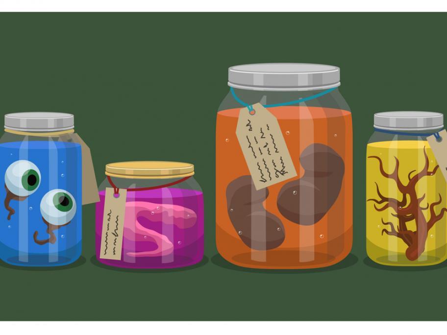 Medical mementos