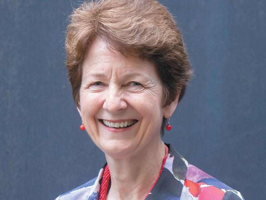 Professor Christine Jenkins.