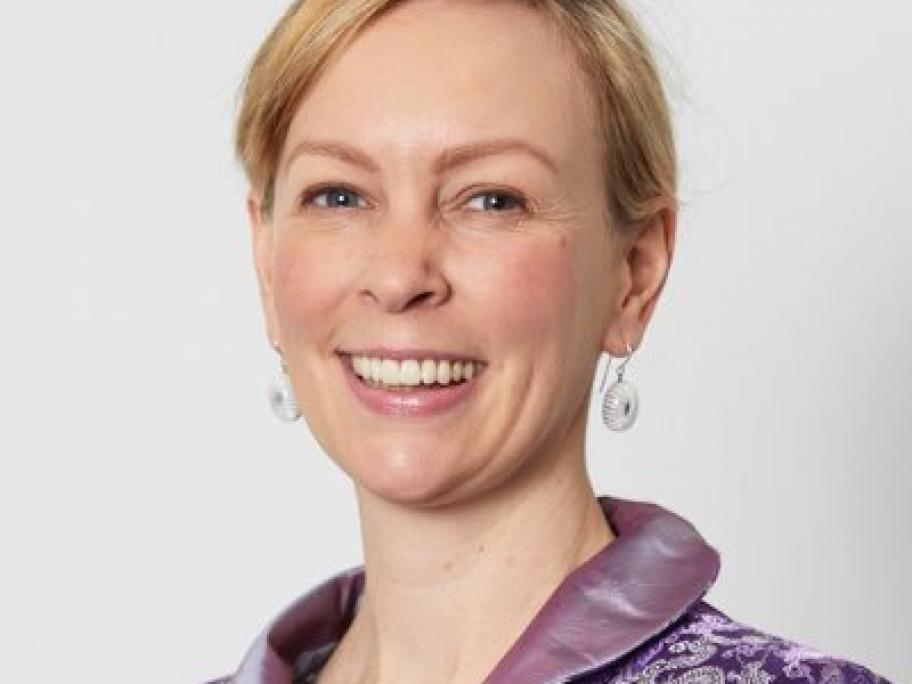 Dr Jill Tomlinson