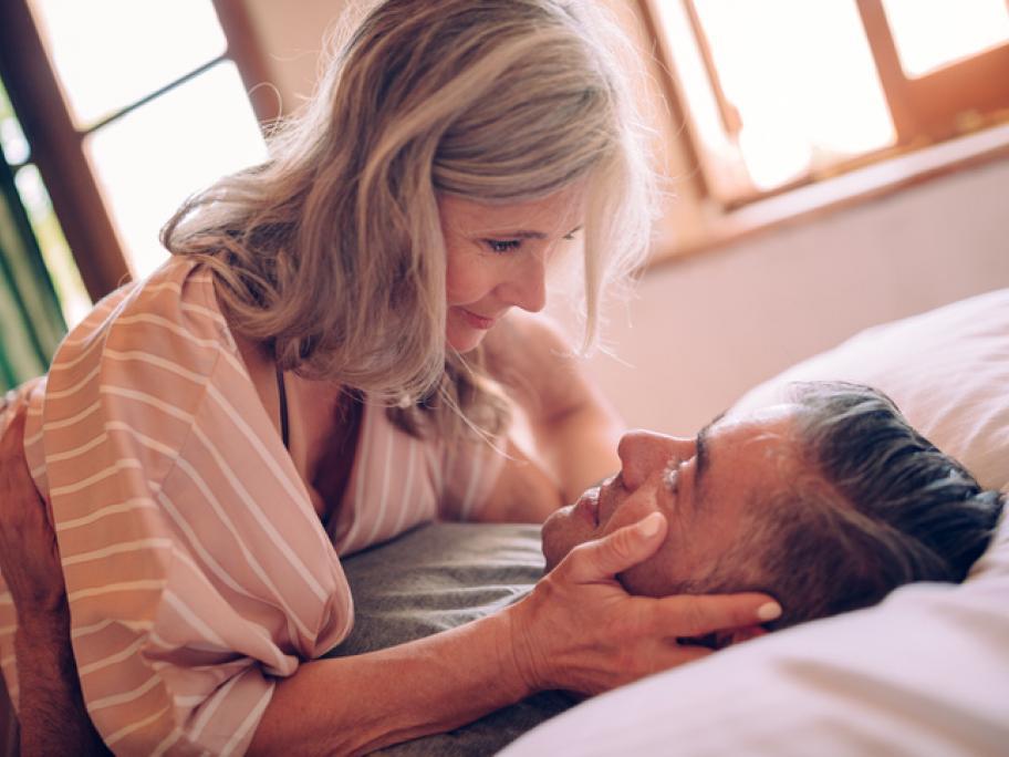 Libido older couple