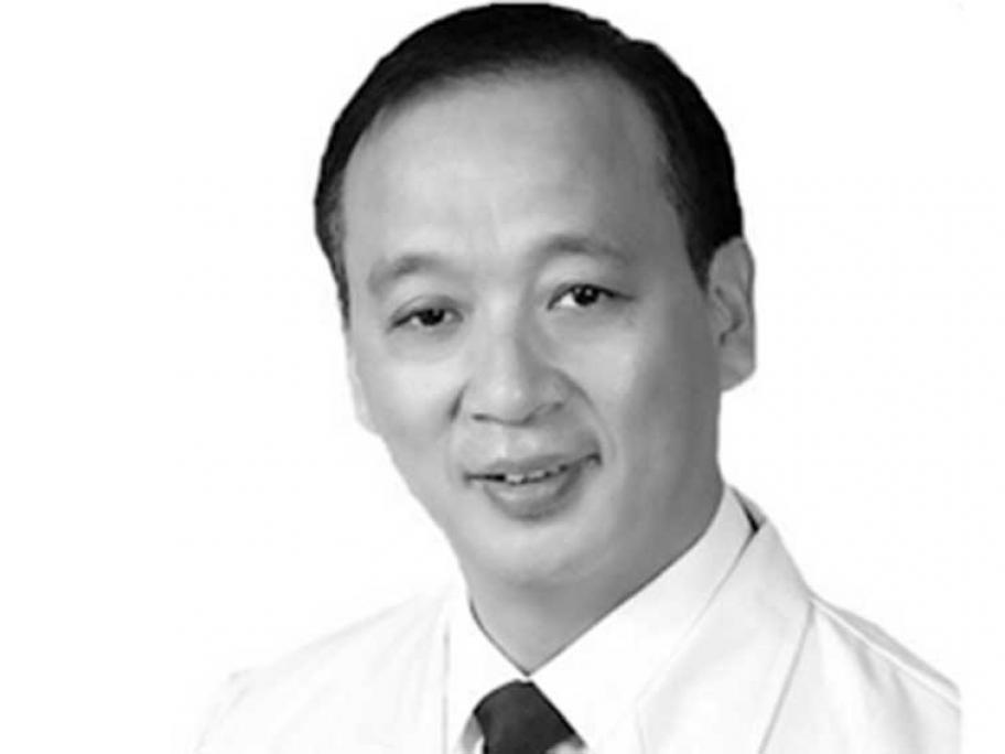 Dr Liu Zhiming