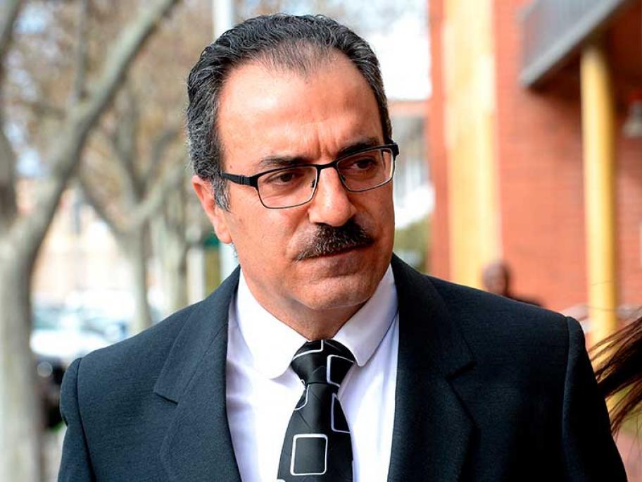 Dr Mario Athinodorou.