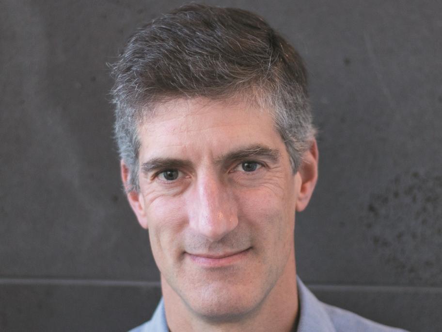 Associate Professor Mark Morgan