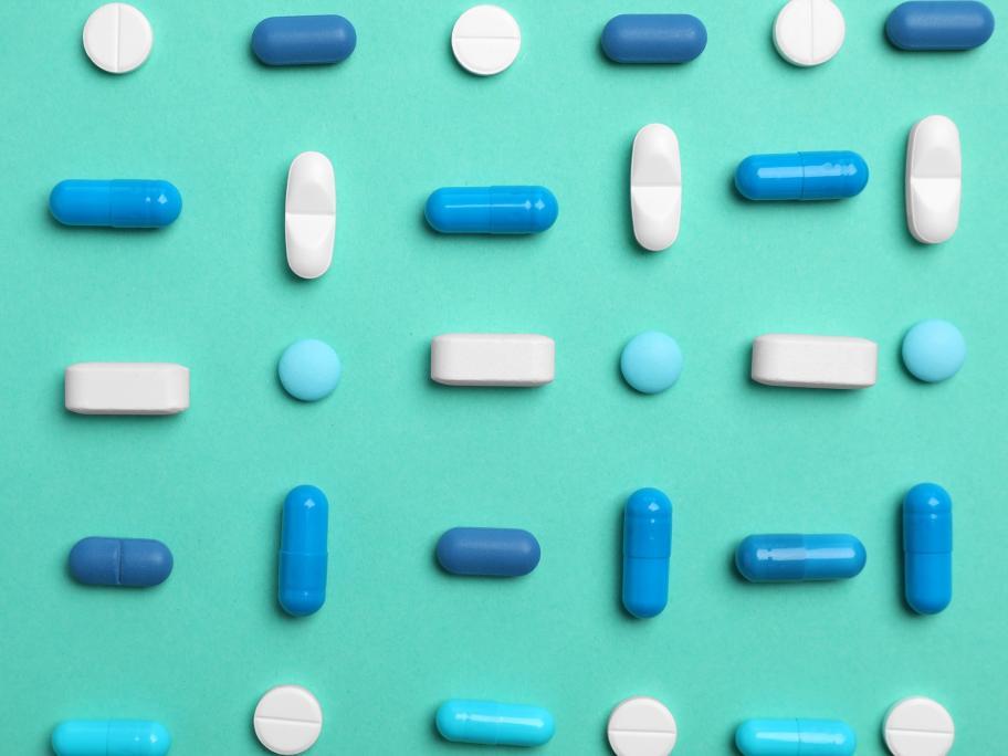 different meds