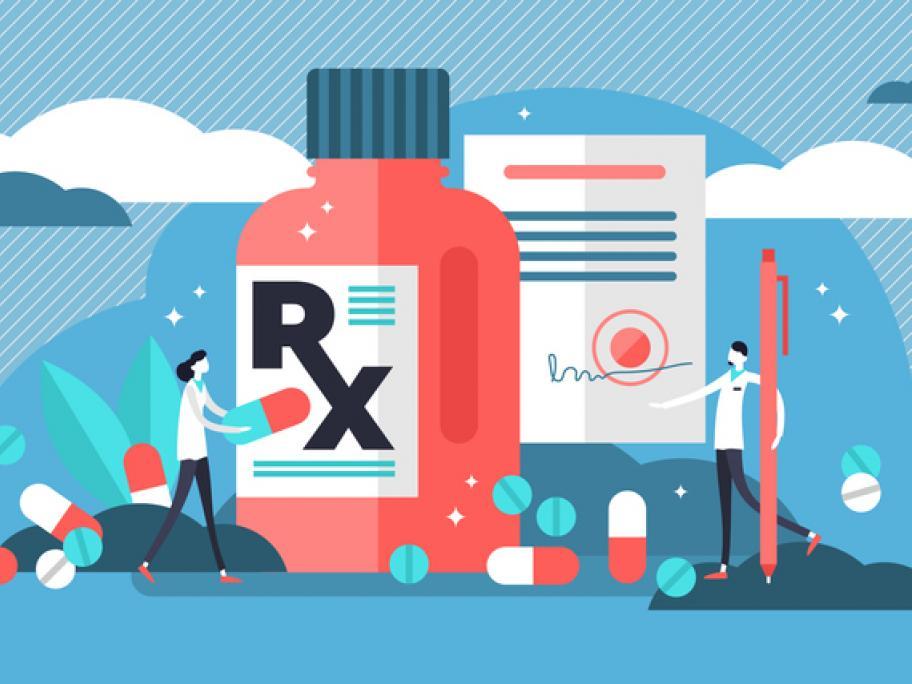 Pharmacist prescribing