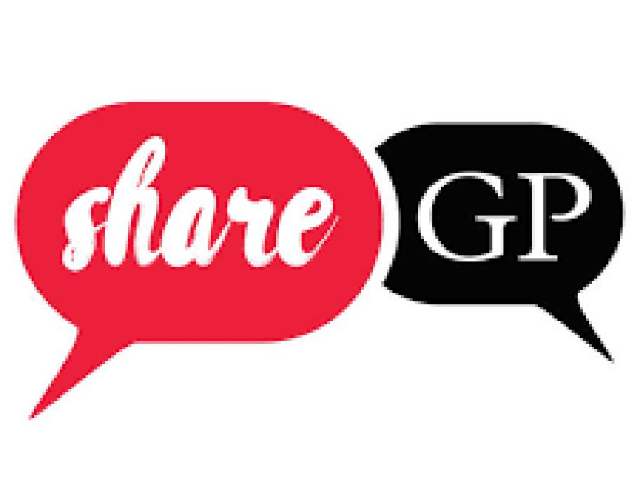 ShareGP logo