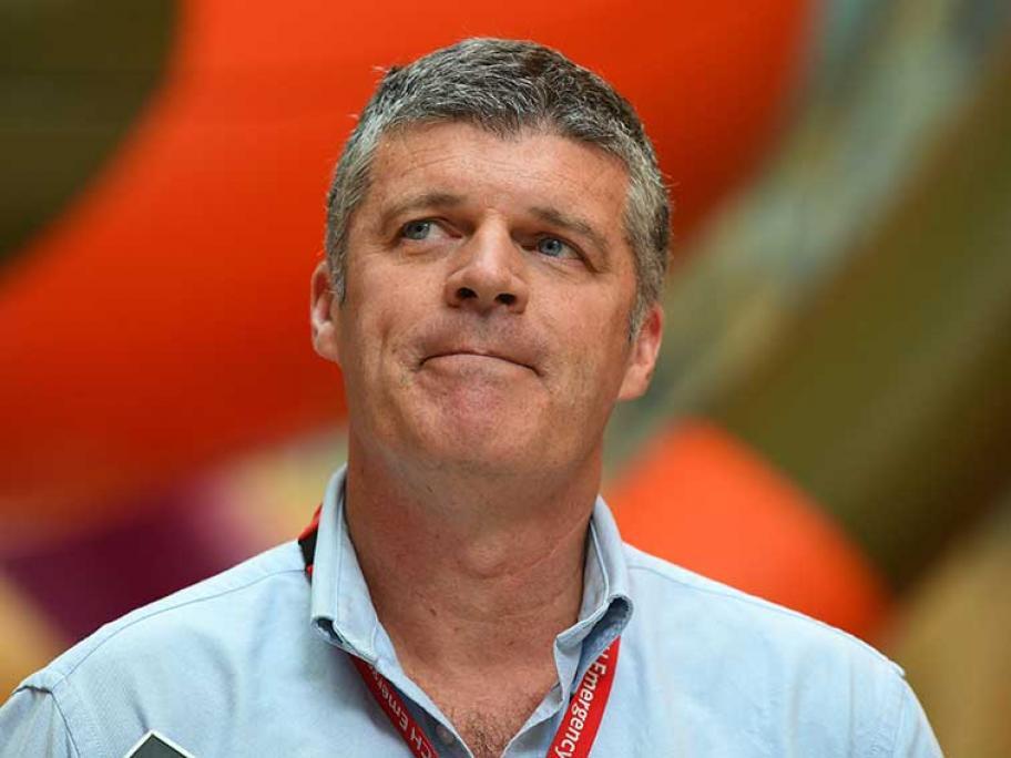 Dr Stuart Lewena