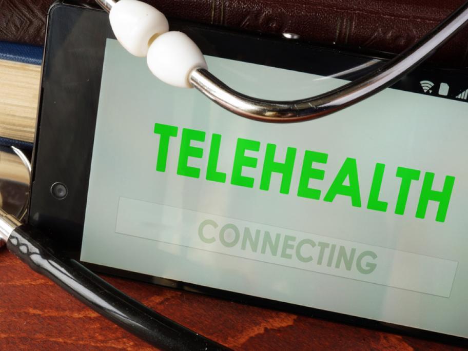 Telehealth screen