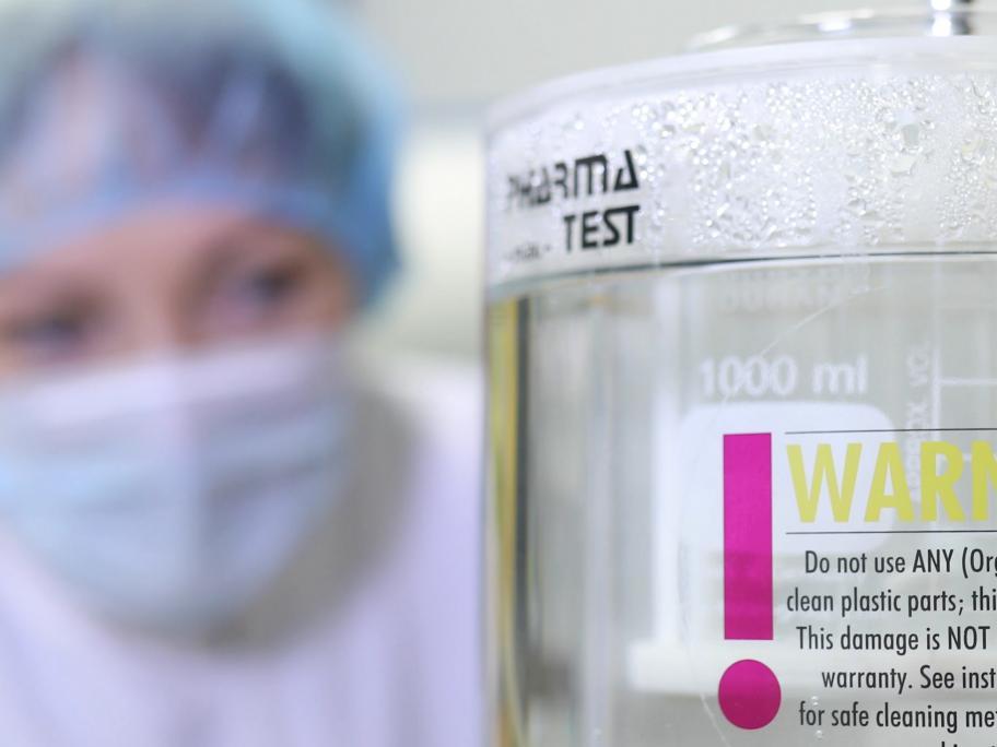 testing drugs