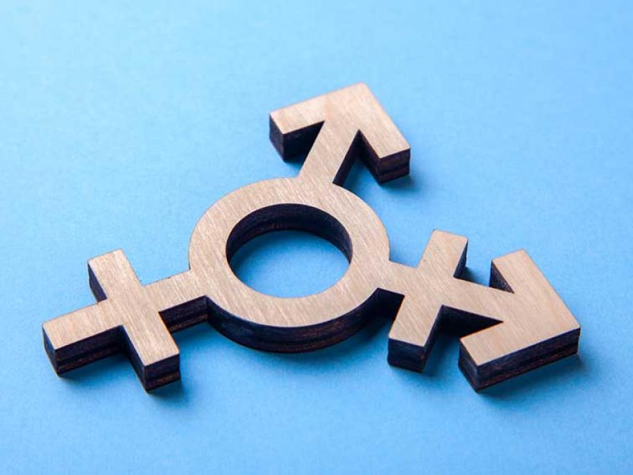 trasngender symbol