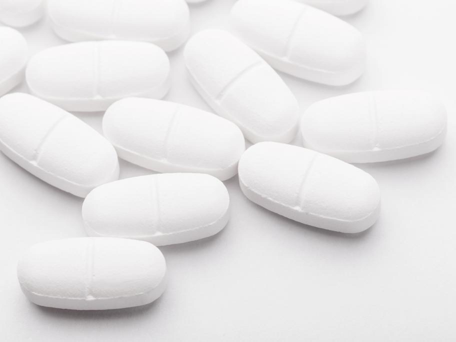 Fluoroquinolone tablets
