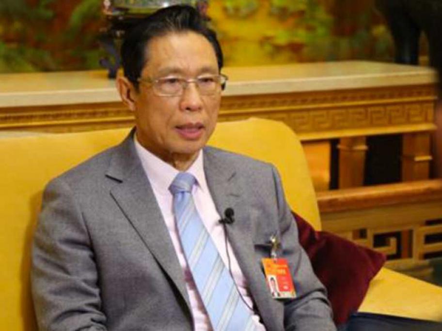 Dr Zhong Nanshan