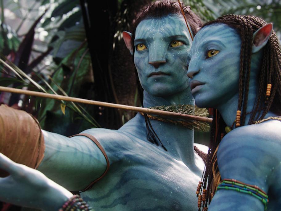 Still from Avatar movie