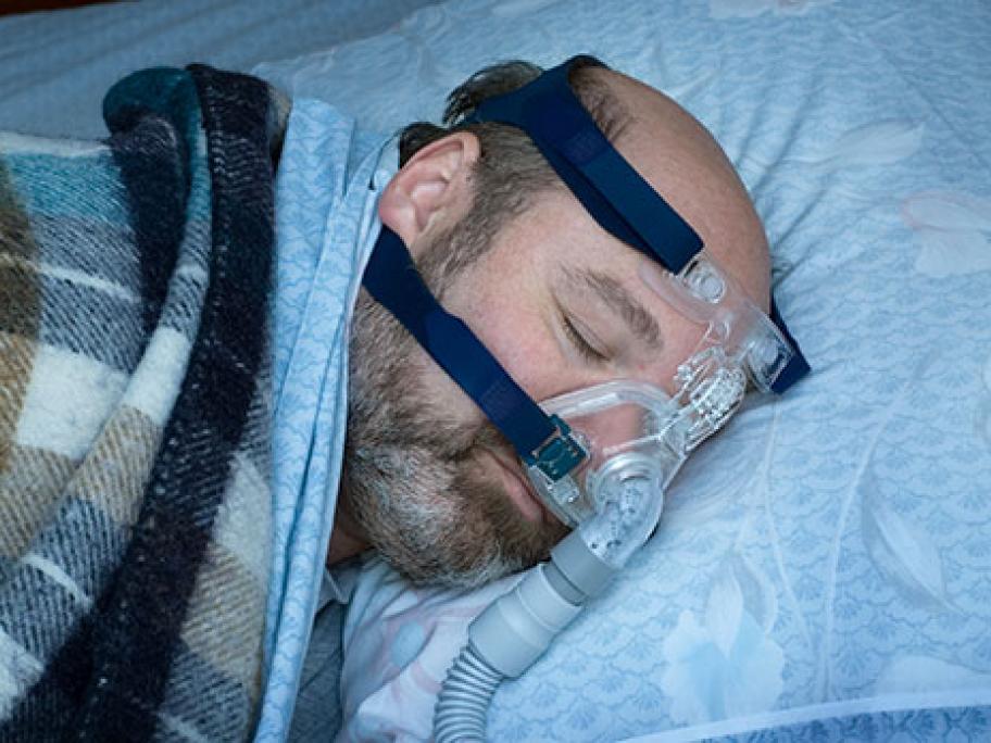 Sleep apnoea / CPAP