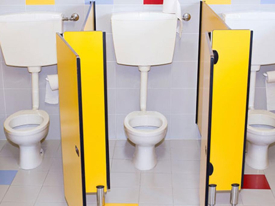 children's toilet