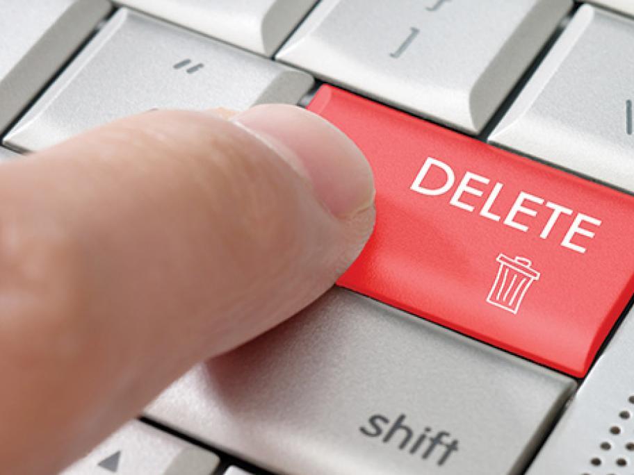 delete file concept
