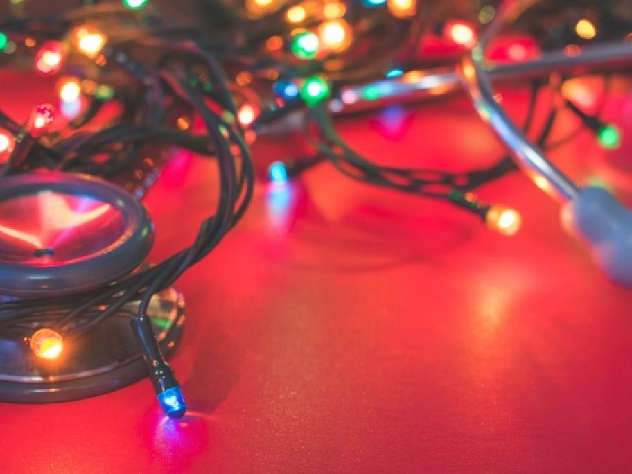 Christmas in hospital