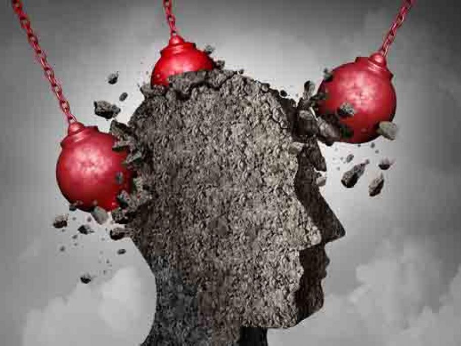 headache concept