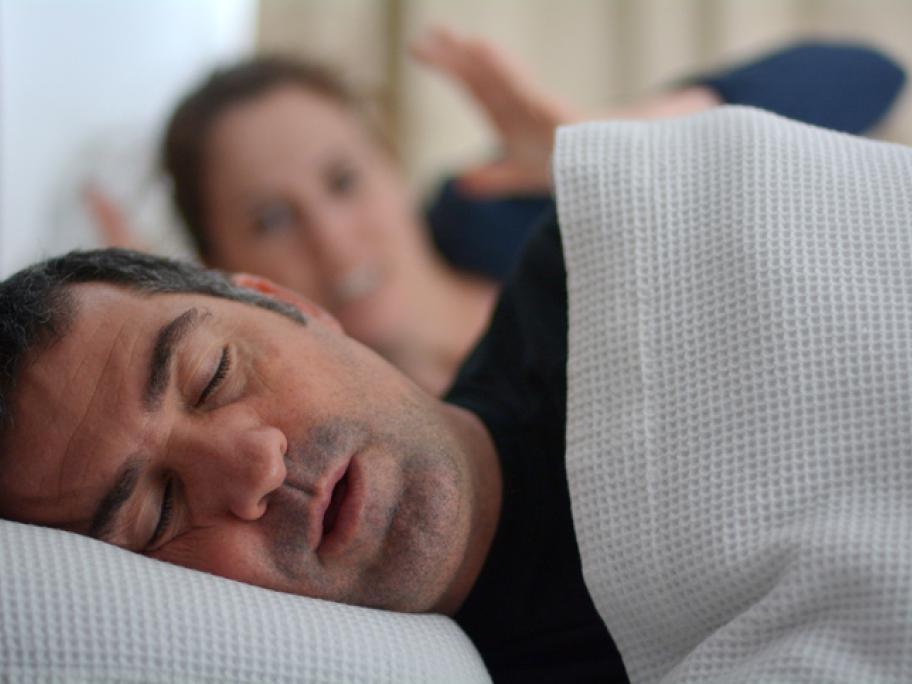 What's the link between sleep apnoea and gout