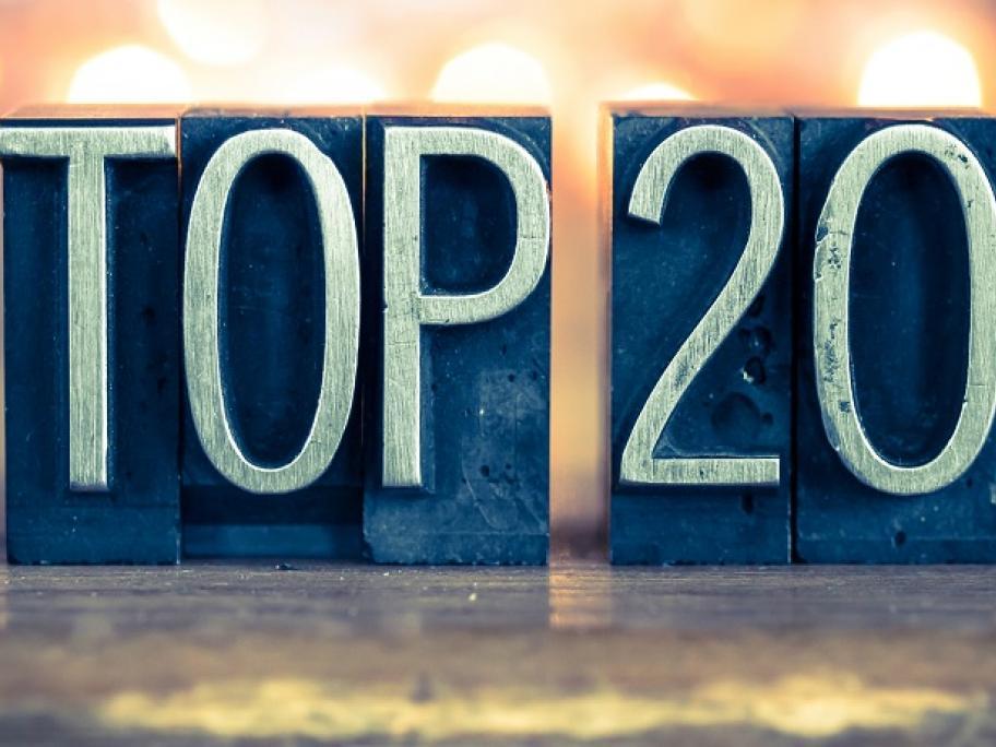top 20 sign
