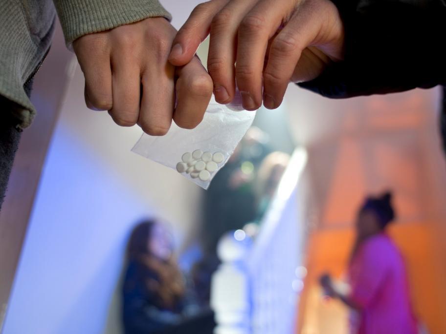 Pill exchange