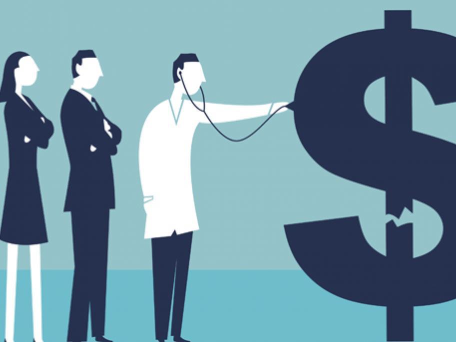 money in medicine