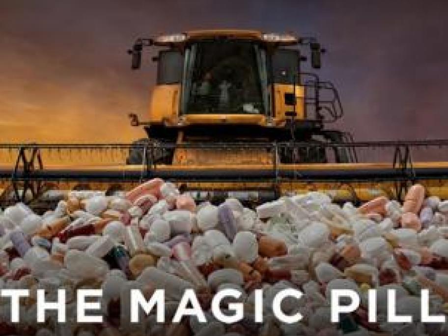 Magic Pill promo